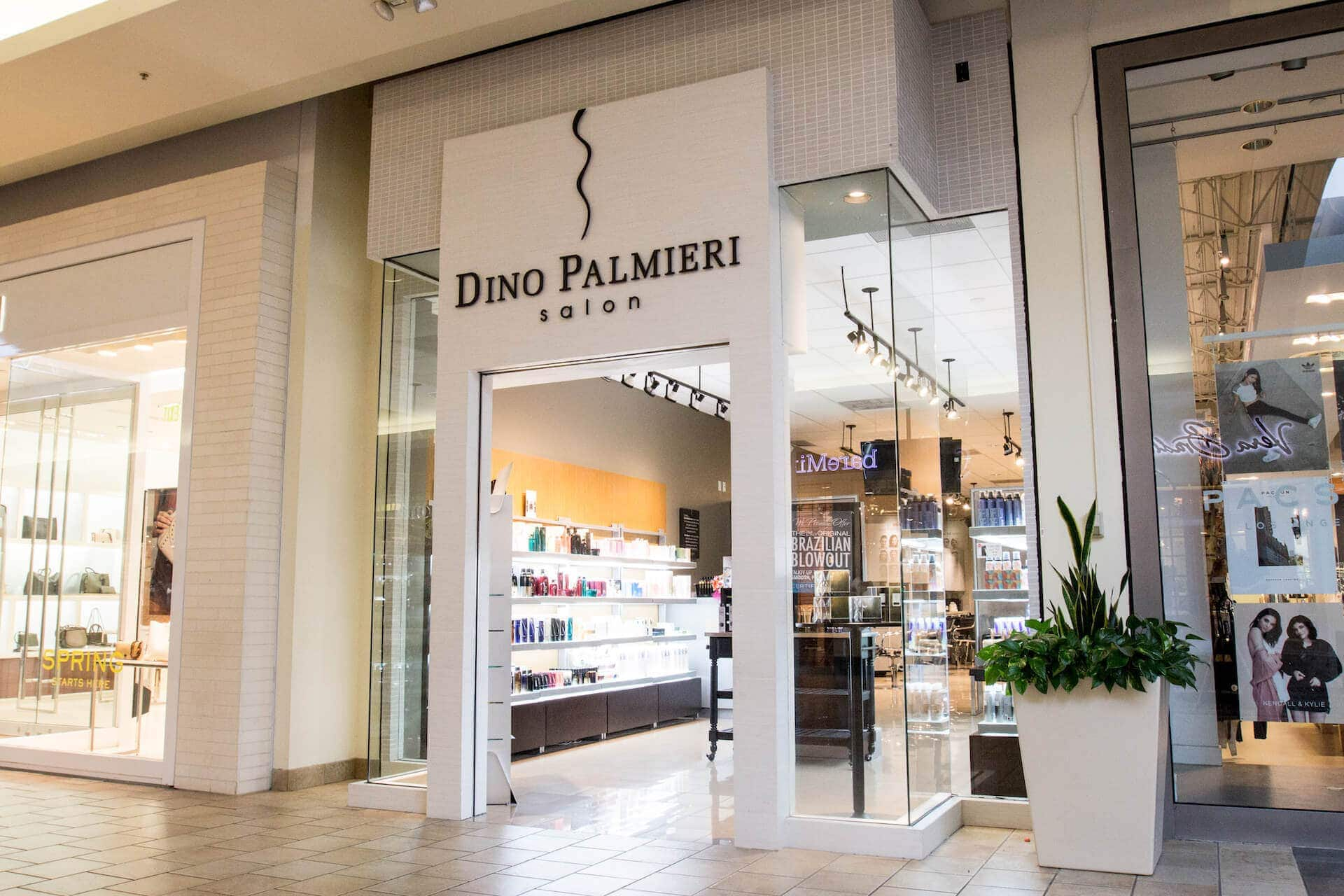 Summit Mall Stores >> Dino Palmieri Salon Spa Summit Mall Green Circle Salons